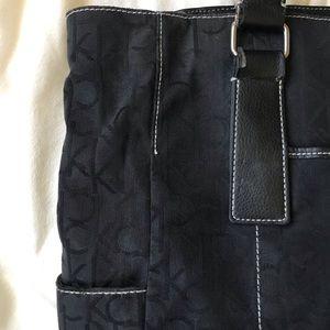 Calvin Klein Bags - Black Calvin Klein Tote Bag